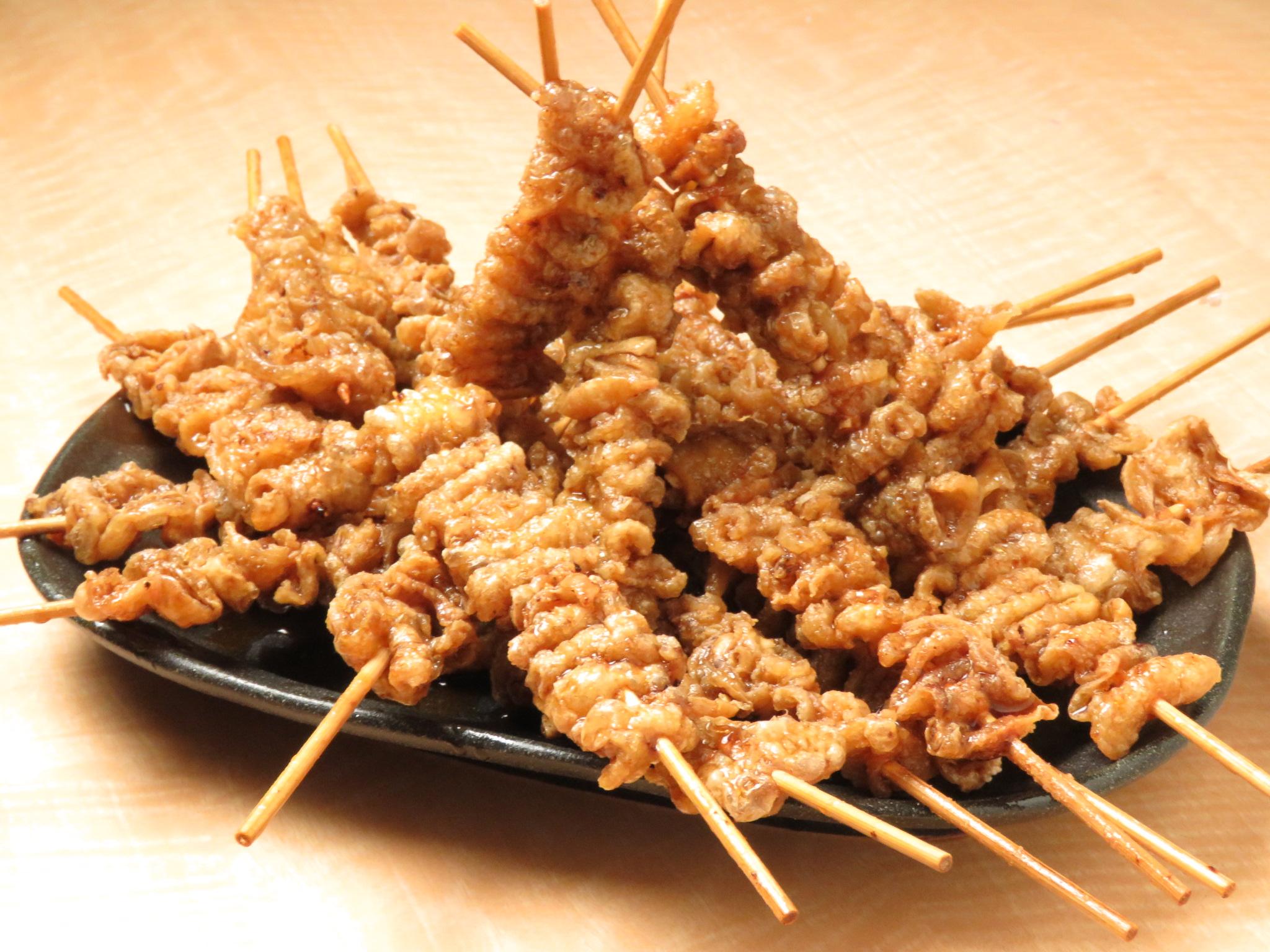 【とりいちず酒場 中山南口店】の病みつき鶏料理